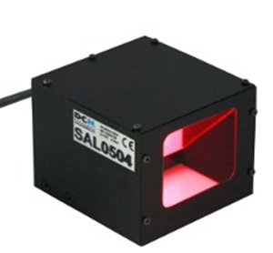 Picture of Side angle Axial Light 49x40 mm. Blue iBlueDrive