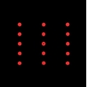 Picture of Global Lasers 3:5 Dots for Machine Vision Lasers