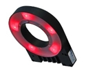 Picture of Direct ring light High Power ø40 Ø77mm. Green, Narrow Angle, iBluedrive mode.